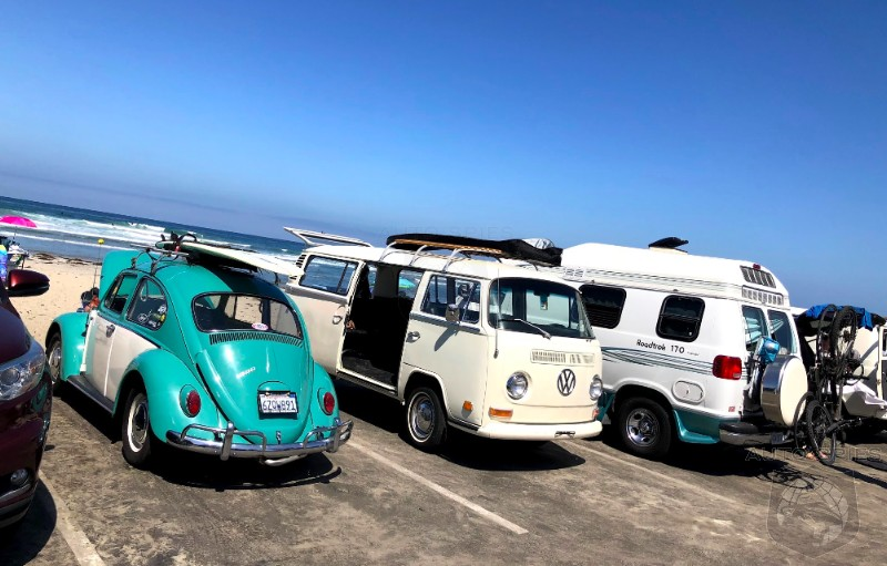 Please Tell Us WHY The VW Microbus Has Such An Allure/Following And Mystique When It's Probably The WORST Driver On Earth...