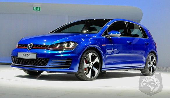 DRIVEN + VIDEO: Can Volkswagen's All-New Golf GTI Hold Onto Its Benchmark,