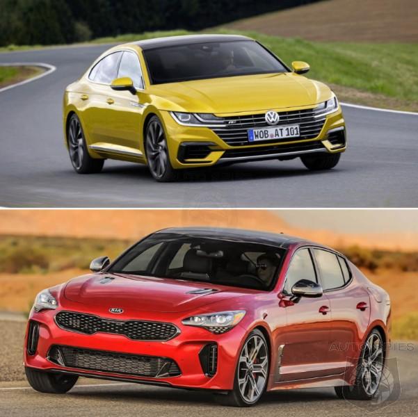 2019 Kia Stinger: CAR WARS! Which Sub $40k Sedan Would YOU Rather Have? Kia