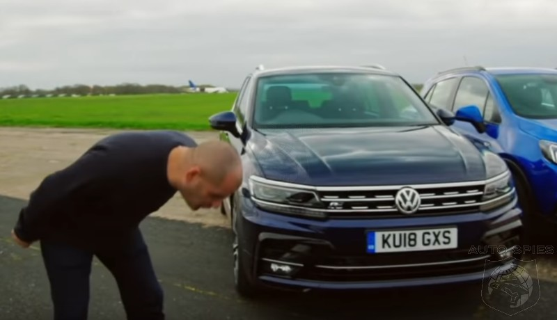VIDEO: Top Gear's Chris Harris Declares That Compact SUVs Are