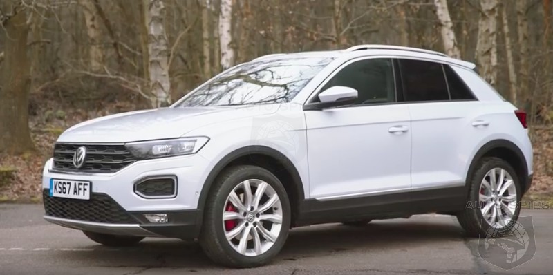DRIVEN + VIDEO: The Poor Man's Evoque Gets Reviewed, Is The Volkswagen T-Roc A BOOM Or BUST?
