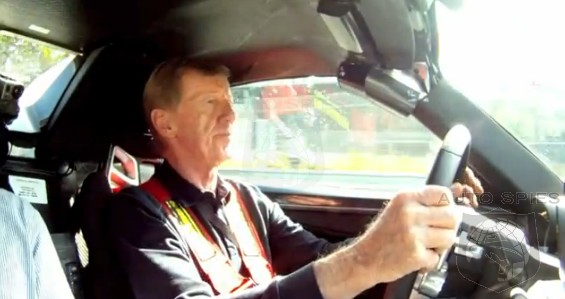 VIDEO: When Walter Röhrl Drives The All-New Porsche 918 You Stop, Watch And Listen