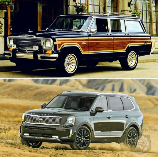People Are WAITING For An All-new Jeep Wagoneer But Is It Hiding In Plain Sight TODAY With The Kia Telluride?