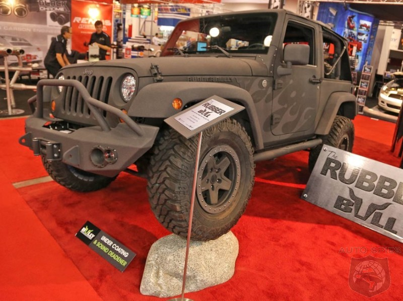 SEMA 2012: An Unexpected STAR Rises At The 2012 SEMA Show?