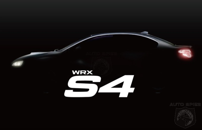 TEASED! Subaru Starts Stumping About Its WRX S4 — What Do YOU Expect From This All-New WRX?