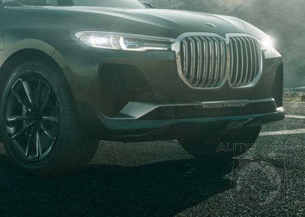 RENDERED SPECULATION: Is There Room For A Flagship BMW X8? RUMORS Suggest It's On The Way...