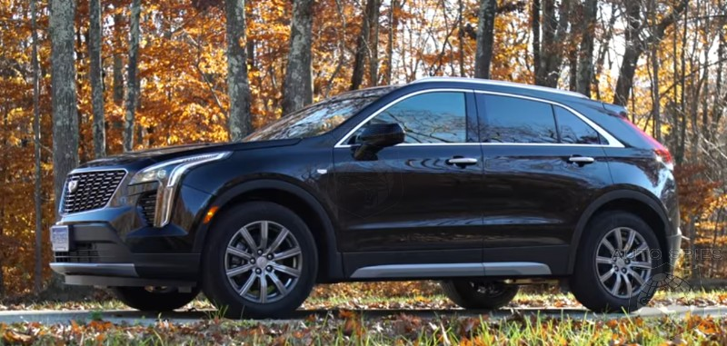 DRIVEN + VIDEO: Are Potential Reliability Concerns The ONLY Thing Holding Back The Cadillac XT4?