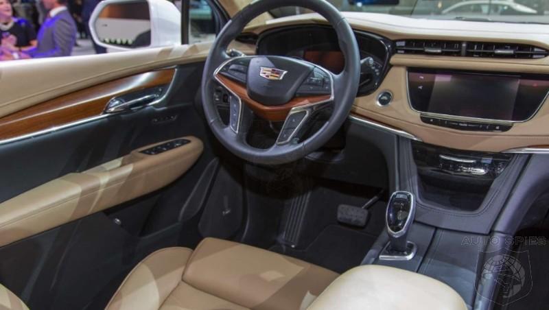 CAR WARS! WHO Did It Better? Interior Showdown — Cadillac ...