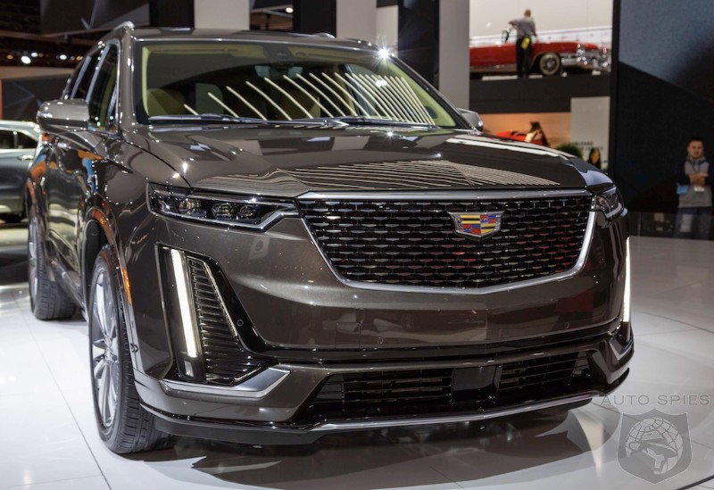 #NAIAS: We DETAIL The All-new 2020 Cadillac XT6 INSIDE And Out With These REAL-LIFE Pics — So, What Do YOU Think?