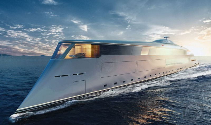 Bill Gates Buys The World's SEXIEST Boat For $650MM? Its Designers Set The Record STRAIGHT...