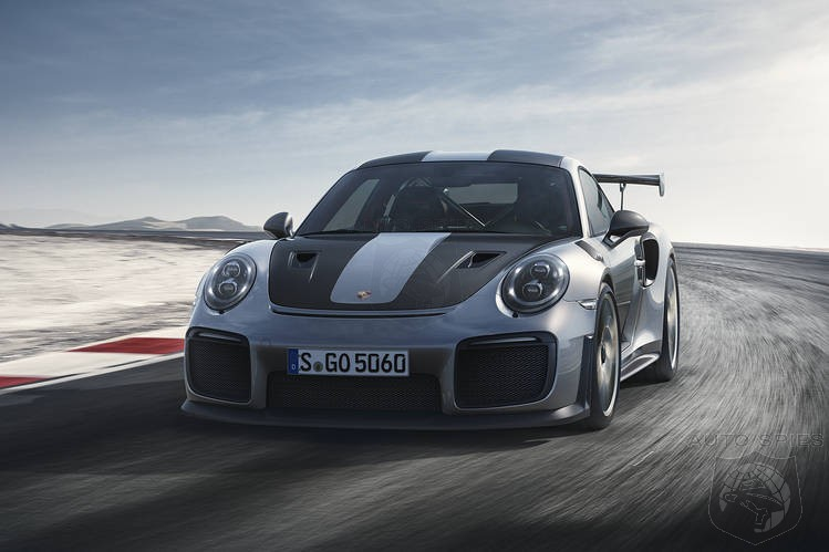 2018 Porsche 911 GT2 RS: The Fastest Street-Car Ever?