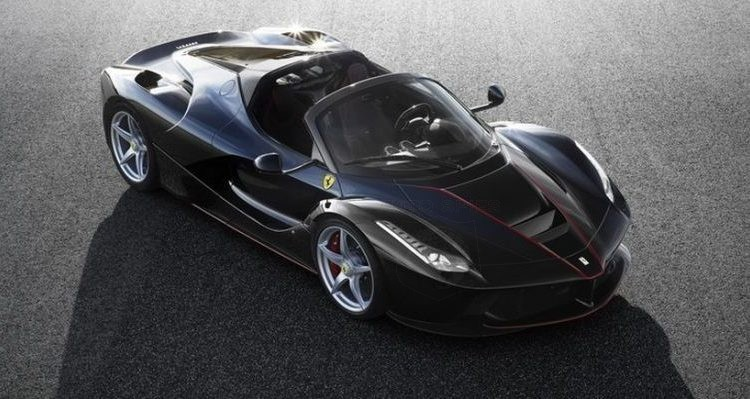 2017 Ferrari LaFerrari Spider – Fastest Road-Legal Ferrari Hybrid