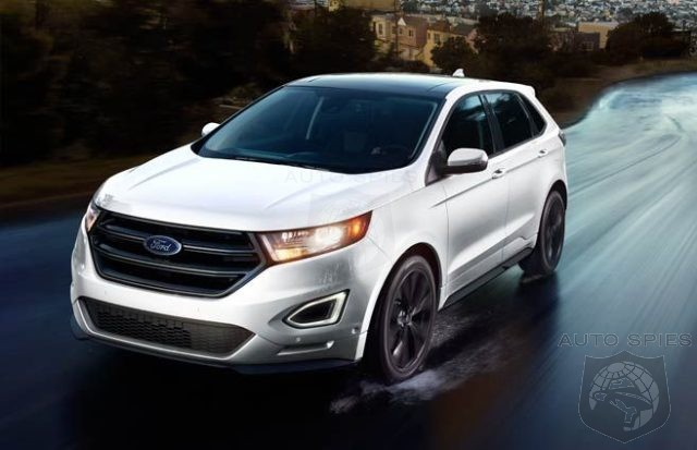 2017 Ford Edge – The SUV that will steal your Heart