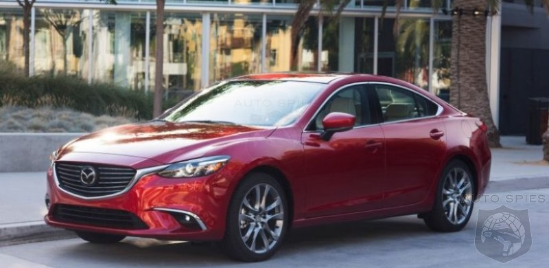 2018 Mazda 6 At Last Ready For New And Improved Design