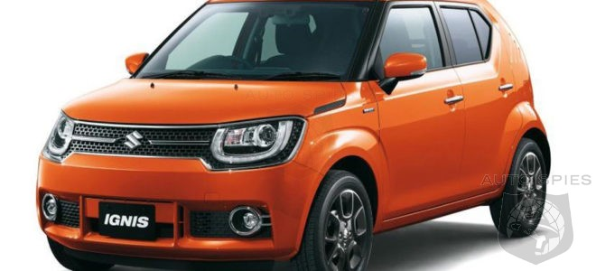 2017 Suzuki Ignis – Now, Not So Odd