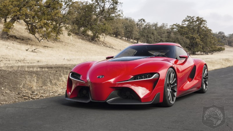 Toyota FT1 concept – Remembering with reason