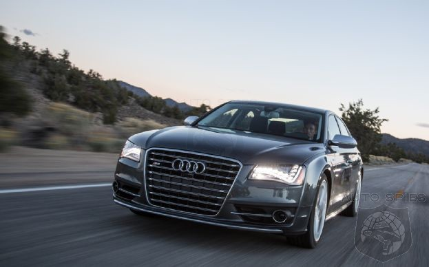 Motor Trend: 2013 Audi S8 Goes 0-60 MPH in Just 3.5 Seconds!