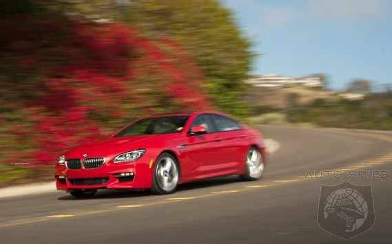 Motor Trend: BMW 640i Gran Coupe Is Sexy but Not the Ultimate Driving Machine