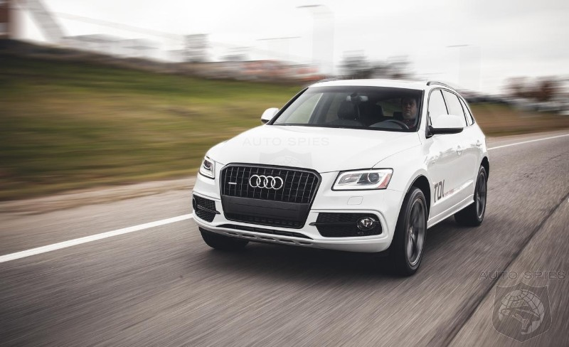 Audi Named Best Value Luxury Brand in America by Vincentric and 4 Models Earn Best Value Award for 2014