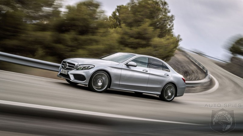 Motor Trend Claims the 2015 Mercedes-Benz C-Class is a Mini S-Class and New Class Leader. Should BMW Be Worried?