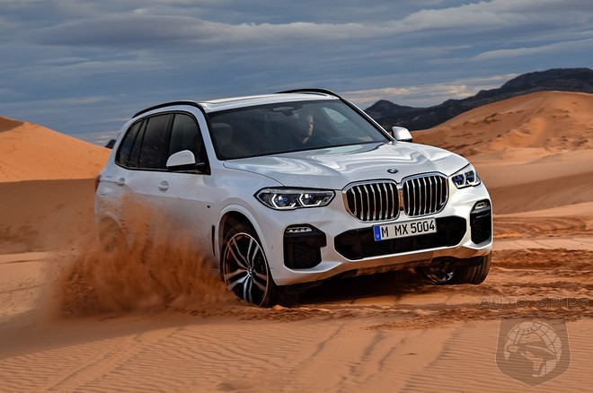 BMW Brand's May 2018 Global Sales Decline 1.8% With YTD Up 1.6% On Weak China Sales