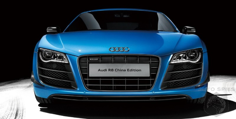 Audi Ranks Highest Among All Luxury Brands for Customer AND Sales Satisfaction in China According to J.D. Power Asia Pacific