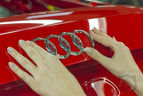 Audi's July 2013 Global Sales Rise 9.8% With YTD Sales Up 6.9% Due to Strong Sales in China