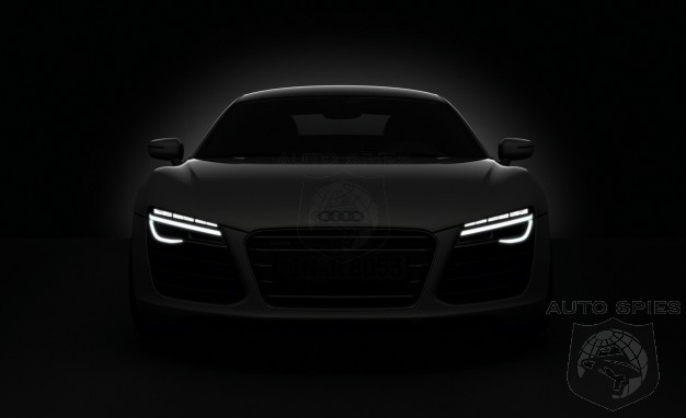 Audi's 4.2 Liter V8 Engine To Remain in Next-Generation R8 and Receive Slight Horsepower Increase