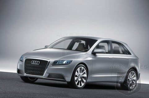 Audi MPV Gets Green Light - Possible Reveal at Frankfurt Motor Show in September!