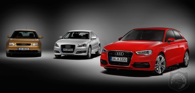 Is Audi losing its edge?