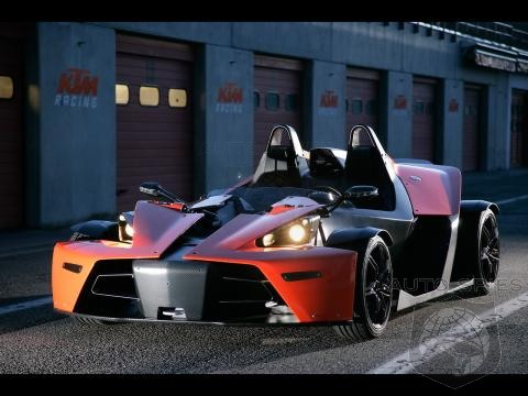 Ktm X Bow >> KTM X-Bow – Trail Bike Manufacturer Turns to 4 Wheels For ...