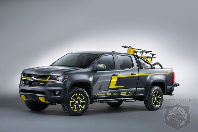 The Chevrolet officially announced that is working on ...