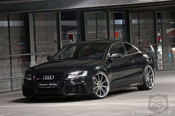 Audi Rs5 Boosted To 506 Hp By Senner Tuning Autospies Auto News