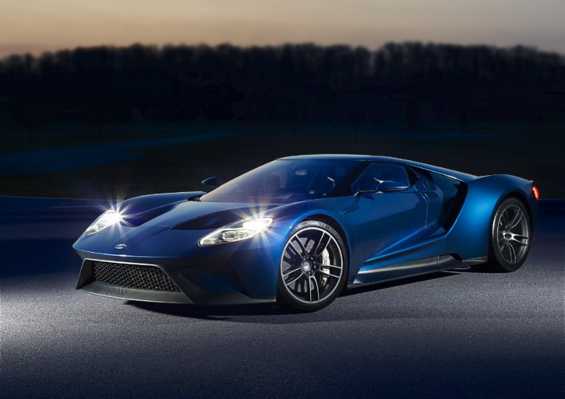 CONFIRMED: 7-speed manual for 2019 and 2020 Ford GT! Also, 730 hp it is!