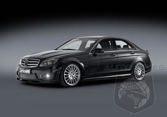 World Premier of the Carlsson CK63 Mercedes-Benz C63 AMG with First Photos