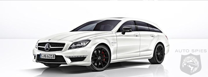 CLS63 AMG First Photo, Details and Video