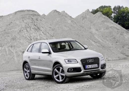 Audi picks San Jose Chiapa for new Mexico plant