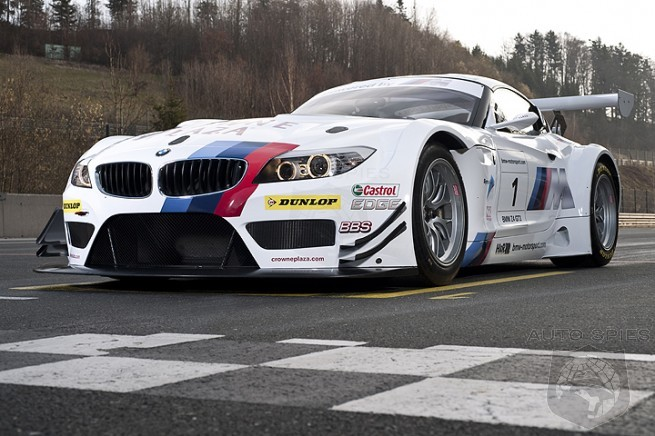 BMW Z4 GT3 to represent BMW Motorsport at thr 24 Hours Nurburgring