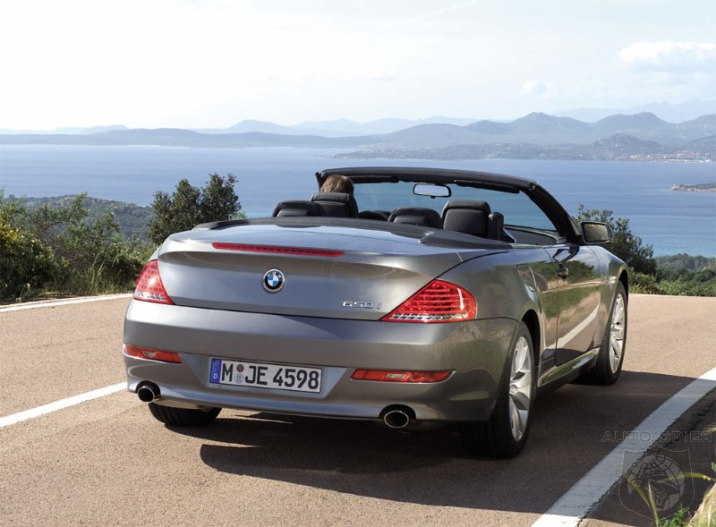 2008 BMW 6 Series Coupe Convertible On Sale UK