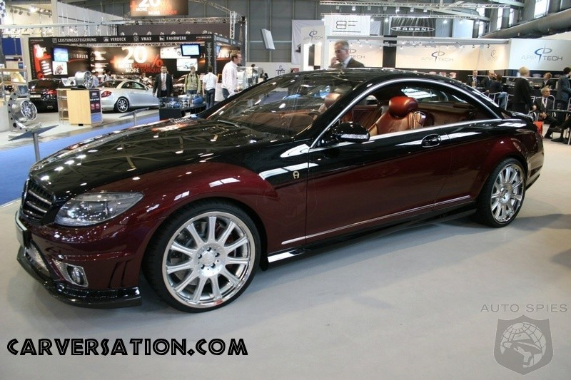 Carlsson Mercedes-Benz Cl 65 Looks AMAZING!