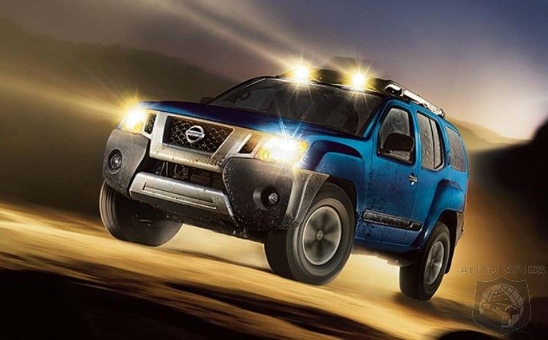 2017 NISSAN XTERRA - an updated edition and additional details about future SUV!