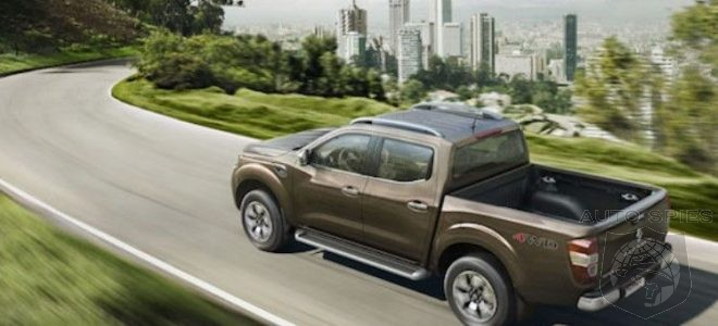 2018 Nissan Frontier - the latest Nissan's truck with new engines and refreshed design!