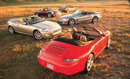 Comparison Test Review: 2006 BMW 650i vs  2006 Cadillac XLR