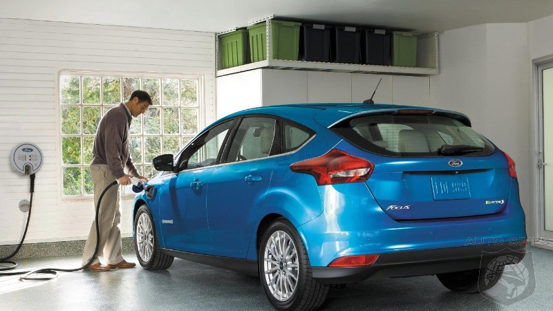 Ford Focus Electric gets new battery and increased range