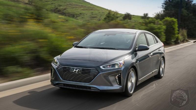 Hyundai Ioniq Ev Has Estimated 124 Mile Range 200 By 2018