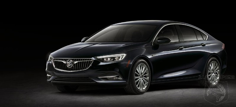 Buick Regal GS Tipped To Arrive With 310 HP V6 Engine