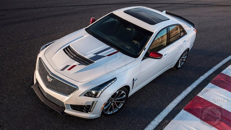 IMSA wins will be celebrated with release of Championship Editions for 2018 Cadillac ATS-V and CTS-V
