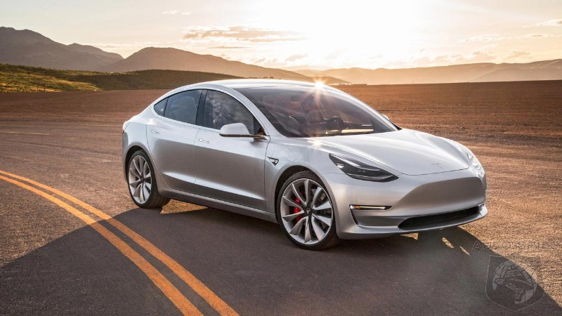 FM radio and odometer finally find their way into the new Tesla Model 3