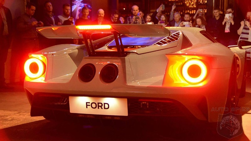 Ford GT deliveries in Europe finally started, Scandinavian customer is one of the first to get the keys