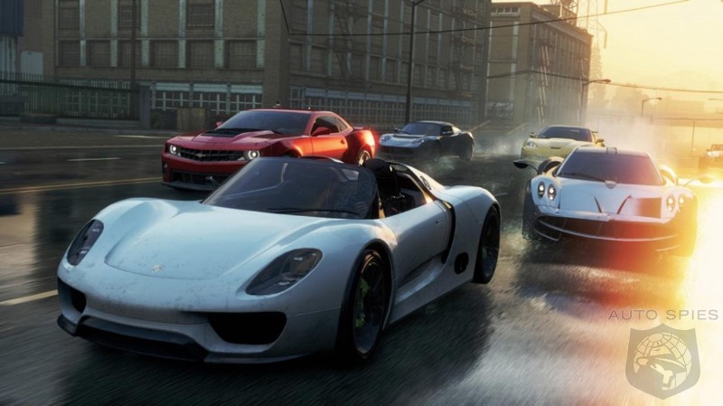 EA exclusive licensing deal with Porsche is over